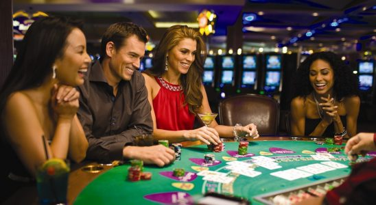 The best casinos in Norway - visit Kongebonus
