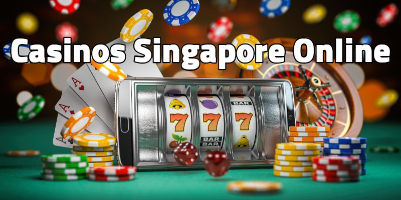 Online casino. Smartphone or mobile phone, slot machine, dice, cards and roulette on a green table in casino. 3d illustration (Online casino. Smartphone or mobile phone, slot machine, dice, cards and roulette on a green table in casino. 3d illustratio